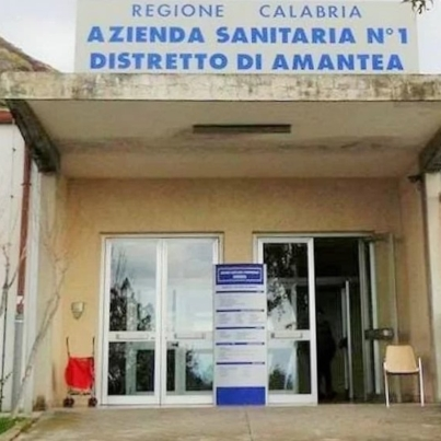 Amantea-Poliambulatorio