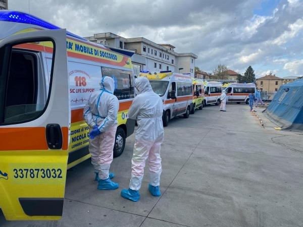 Ambulanze Annunziata